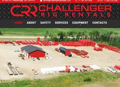 Challenger Rig Rentals
