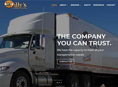 Willy's Trucking