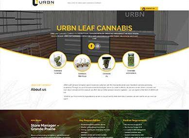 URBN Leaf Cannabis